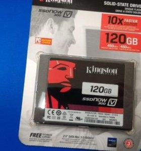 SSD Kingstone V300 120Gb новый