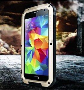 Чехлы защитные Love Mei на Samsung S5