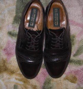 Туфли, р-р 43.