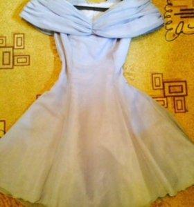 Новогодние платье принцессы