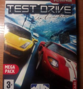 test drive unlimited (mega pack)