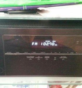 Hi-fi система.