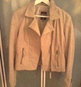 Куртка натуральная замша M