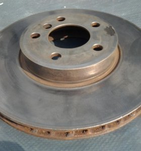 Тормозной диск на Х5