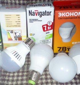 Энергосберегающие LED лампочки