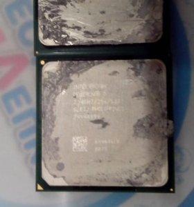 Процессор Intel Celeron 3 ГГц Socket 478
