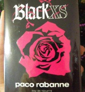 Black xs Paco Rabanne для нее