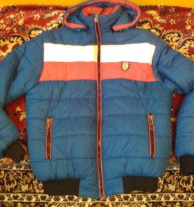 Куртка спортивная , зимняя