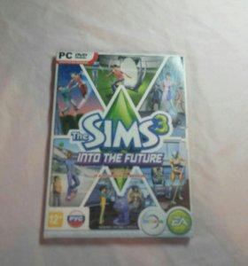 Игра Sims 3 вперед в будущее.