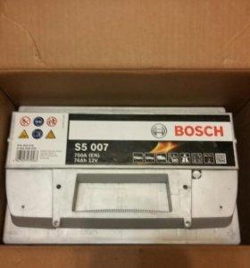 Аккумулятор Bosch S5 74 a/ч
