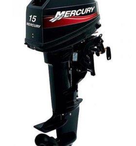 Лодочный мотор Меркурий 15