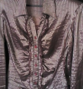 Блузка стрейчевая