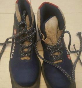 Ботинки лыжные 34 раз !