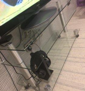 Этажерка под ТВ