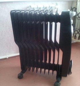 Маслонаполненый электпический радиатор POLARIS