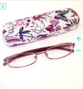 Новые итальянские очки Oliver