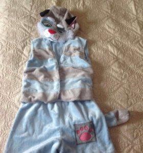 Костюм новогодний котёнок