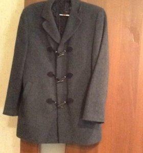 Пальто мужское 50