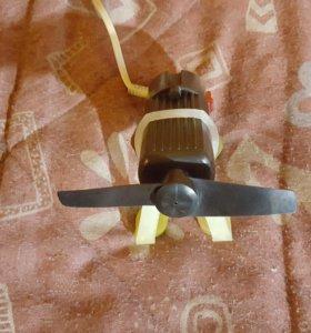 Микроэлектродрель игрушка электромеханическая СССР