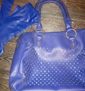 Женская сумка б/у