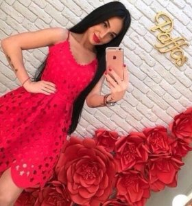 Платье жакардовое. Новое!!!