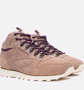 Зимние кроссовки ботинки reebok