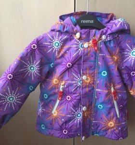 Зимняя куртка Reima 92