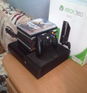 Продам XBOX 360+ KINECT(СРОЧНО!!)