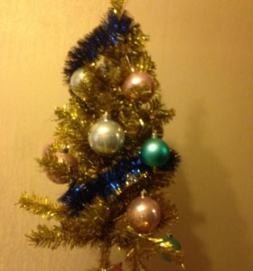 Новая  новогодняя елка