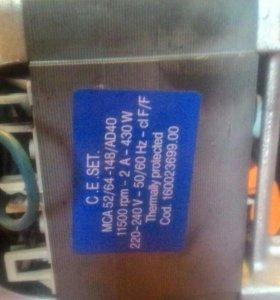 Двигатель для стиральных машин хотпоинт аристон
