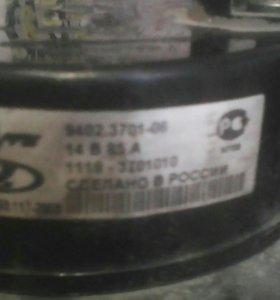Генератор Лада Калина 2008 85 ампер дв. 1,4 конд.