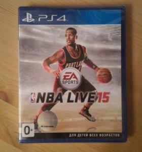 NBA Live 2015 PS4