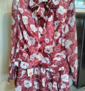 Новый женский костюм(юбка+пиджак)