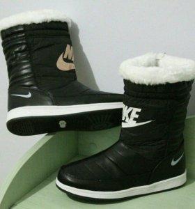 Nike Дутики зима