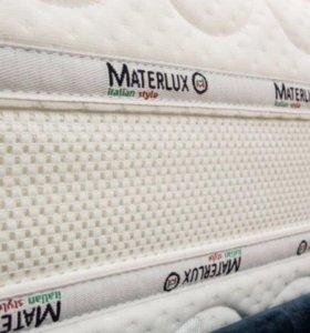 Новый матрас Materlux