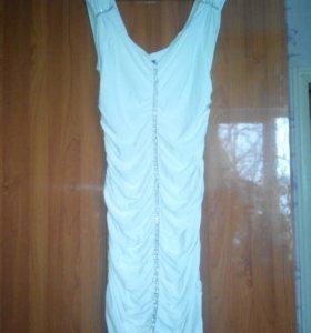 Платье на резинках