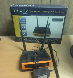 Точка доступа EnGeniys ecb3500