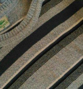 свитер lacoste