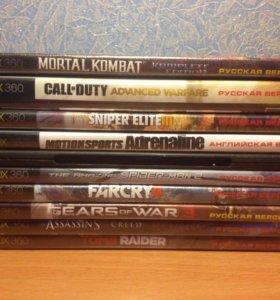 Игры от Xbox 360