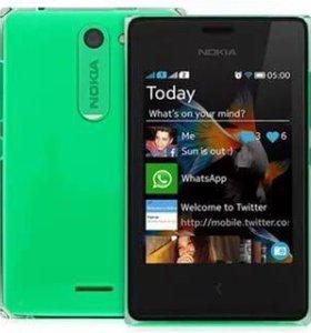 Nokia 502 Аша