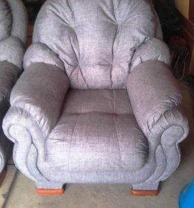 Ремонт мягкой мебели любой сложности