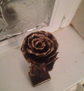 Роза ручной работы в единственом игзимпляре!