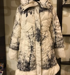 Теплая куртка,пальто