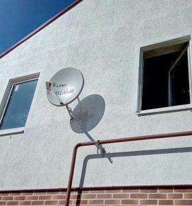 ТВ антенны с установкой
