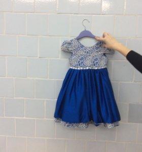 Платье для девочки 3-4лет.89146207877