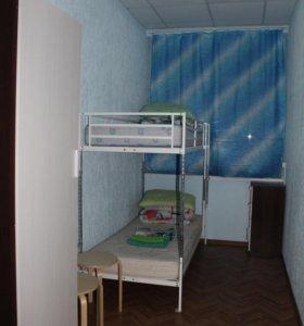 Хостел в Кировске