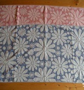 Новые полотенца 140х70 см.