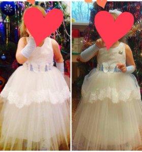 Платья для принцессы 👸