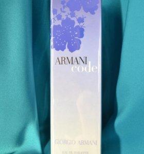 """GIORGIO ARMANI """"ARMANI code"""" 75 мл"""