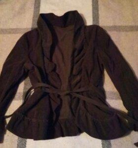 Вельветовый пиджачок